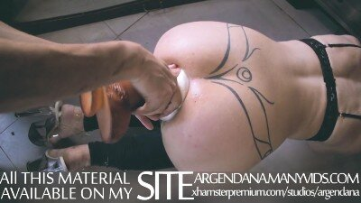 Argendana – The Art Of an Anal Queen