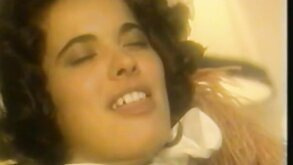 Vintage Threesome Fisting Orgy from 1992 with Angelica Bella