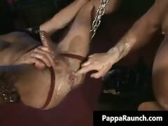Gay Dude Gets Bound And Stuffed Part6