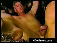 Extreme Barely Legal Gay Ass Fisting Part2