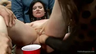 Amy Faye Hardcore Teen Fisting On A Party
