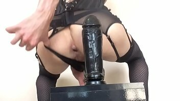 Sissy Riding And Fisting