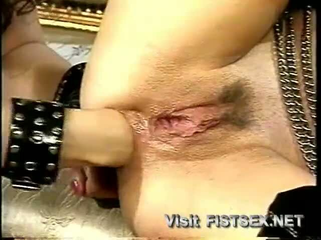 Ass Fisting Compilation  9 Scenes  Tranny Fisted