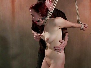 Hot Slave Fisted With Her Master's Huge Fist!