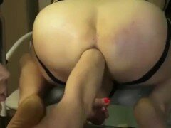 Dominate Anal Extreme Deep Fisting Man [ Bella Star ] Russian Girl